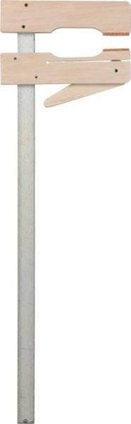 KWB PROFESSIONELE snelklemtangen, van hout, spandiepte 110 mm - 928440
