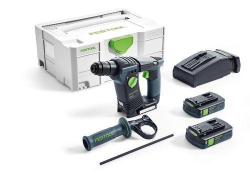 Festool Tassellatore a batteria BHC 18 Li 3,1 I-Compact - 575700