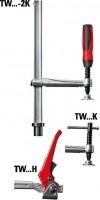 Bessey Spanelement voor lastafels TW16 200/100 (2-componenten-greep)