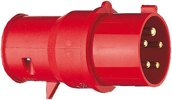 Brennenstuhl Stecker & Kupplungen CEE-Stecker 400 V/16 A, 5-polig