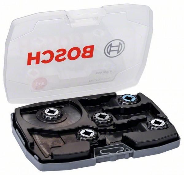 Bosch Professional Sägeblätter-Set Best of Cutting AIZ 32 AT / AIZ 32 BSPB / AIZ 32 APB / AII 65 APB / ACZ 85 EB - 2608664131