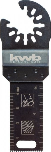 KWB Invalzaagblad, CV, 22 mm - 709152