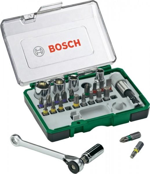 Bosch Ratschen Set - MINI - 27-teilig
