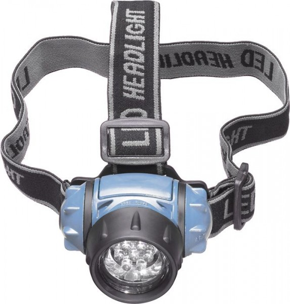 KWB LED Stirnlampe mit 7 LED`s - 947790
