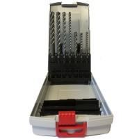 Bosch Professional Assortiment de 7 forets pour perforateur SDS plus-7X, 5 - 12 mm - 2607017502