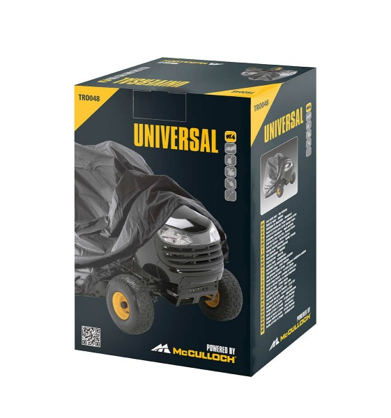 Universal by McCulloch Couverture Tracteur/ Rider - TRO048 - 00057-76.168.48