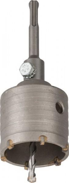 KWB Holle boorkroon HARDMETAAL, met opnameschacht en centreerboor, ø 82 mm - 175380