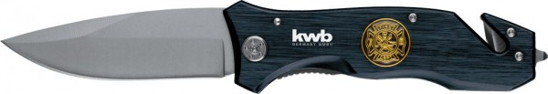 KWB FIRE DEPT reddingsmes, 125 mm - 014710