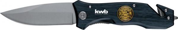 KWB Coltello di salvataggio FIRE DEPT, 125 mm - 14710
