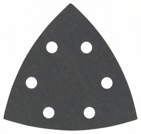 Bosch Foglio abrasivo, confezione da 5 pz. 93 mm, 600