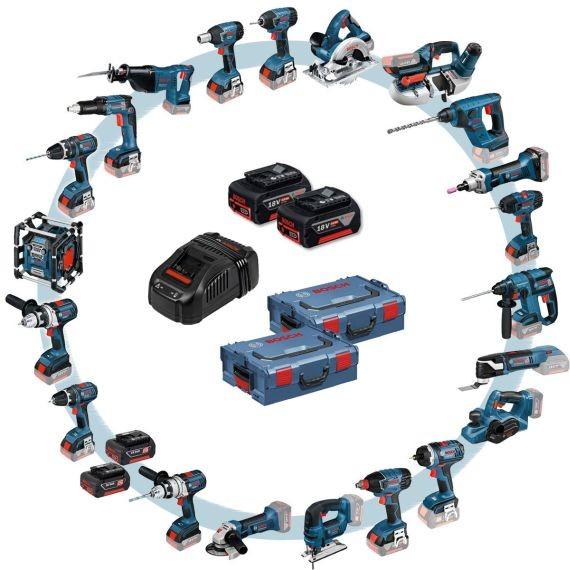 Bosch Professional 18 Volt System