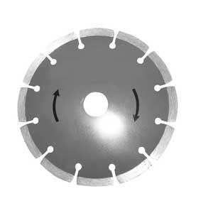 Güde Disque diamanté 150 mm pour rainureuse à béton MD 1700
