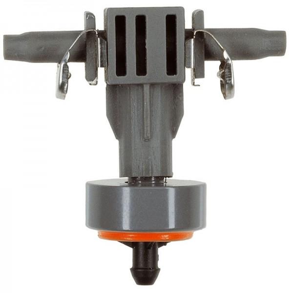 Gardena Micro-Drip-System Gotero líneal, regulador de presión, 10 piezas - 08311-20
