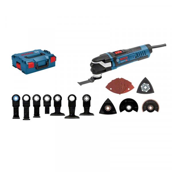 Bosch Professional Multi-Cutter GOP 40-30, 400 W, L-BOXX - 0601231001