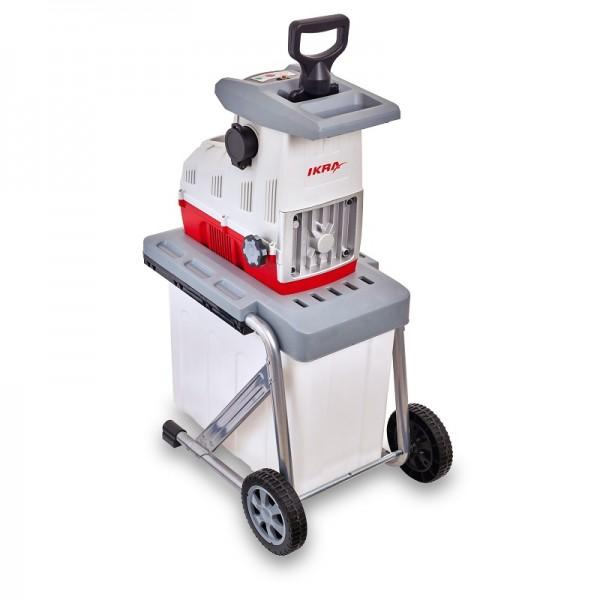 Ikra Biotrituratore a rullo silenzioso elettrico ILH 3000 (3000 W) - 81002880