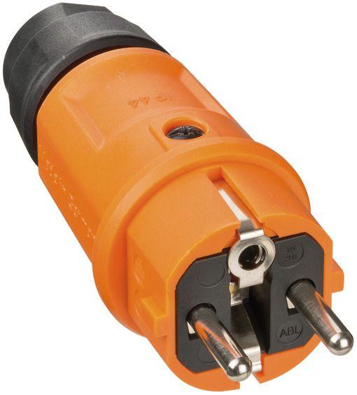 Brennenstuhl Stecker Ultra Home 250V (für Stecksystem Typ E und F, IP44) - 9837560