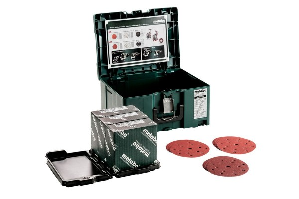 "Metabo Metaloc slijpmiddel-set ""multi-hole"", 150, H+M - 626756000"