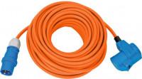 Brennenstuhl Adapterkabel CEE IP44 25m oranje H07RN-F 3G2,5 CEE-stekker, haakse koppeling 230V/16A - 1167650525