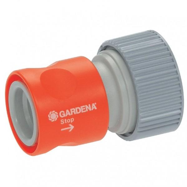 "Gardena Raccord aquastop Profi 19 mm (3/4"") - 2814-20"