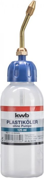 KWB Plastic olieman zonder pomp - 933370