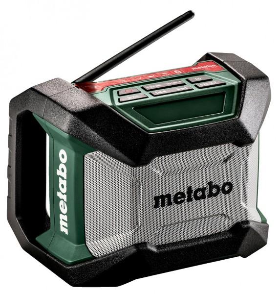 Metabo R 12-18 BT Accu-bouwradio, doos - 600777850