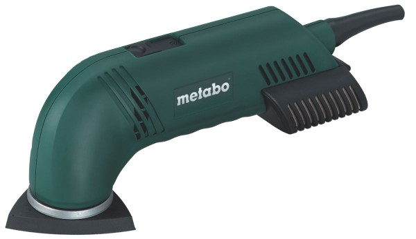 Metabo Ponceuse à patin triangulaire 300 watts à variateur électronique DSE 300 Intec