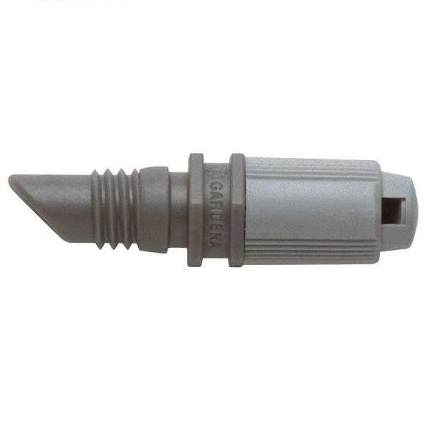 Gardena Micro-asperseur d'extrémité de plate-bande - 01372-20