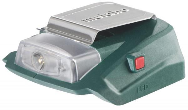 Metabo Adaptateur électrique sans fil PA 14.4-18 LED-USB