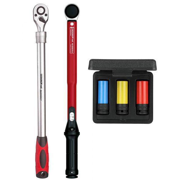 Gedore red Set per sostituzione pneumatici - 3300187