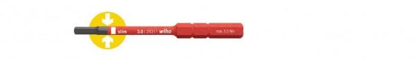 Wiha SoftFinish electric slimBit, Sechskant (2831-18) 4 mm, 75 mm, 6,0 mm - 37225