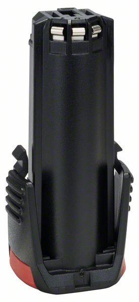 Bosch Batterie forme droite allongée 3,6 V