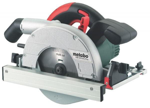 Metabo Tauch- und Handkreissäge KSE 55 Vario Plus, 160 mm