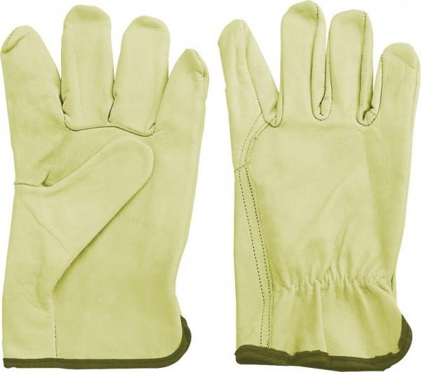 KWB Werkhandschoen, rundnerfleer, zware uitvoering, binnen gevoerd - 937030