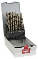 Bosch Metallbohrer-Set HSS-Co (Cobalt-Legierung), ProBox, 25-teilig, DIN 338, 1-13 mm
