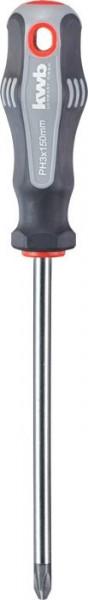 KWB Werkplaatschroevendraaier, PH3, 150 mm - 662203