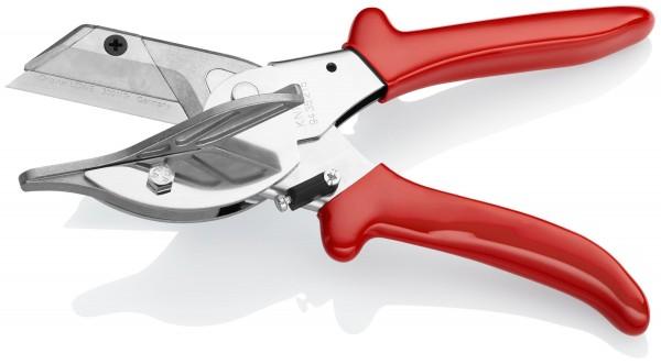 Knipex Cesoia per cornici e per profili in resina sintetica e gomma cromata 215 mm - 94 35 215 EAN