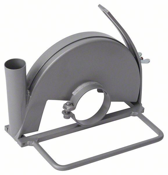 Bosch Glissière de guidage avec raccord d'aspiration 230 mm