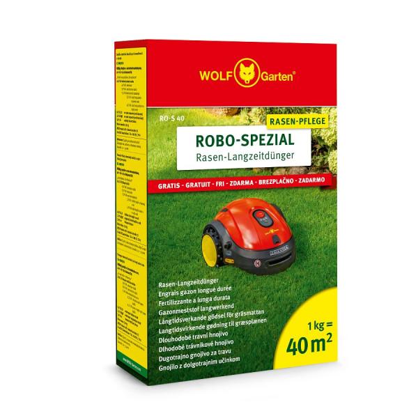Wolf Garten Robo-Spezial Probepack 1Kg für 40qm - RO-S40