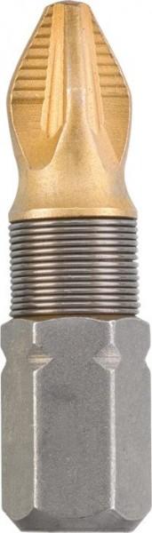 KWB TITAAN bits, 25 mm, PZ 2 - 124102