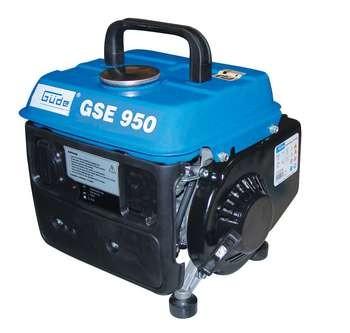 Güde Stromerzeuger GSE 950 (Benzin) - 40626