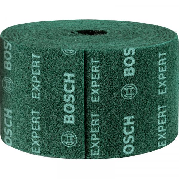 Bosch Professional Expert N880 Vliesrolle zum Handschleifen, 150mm x 10m, Allzweck, 10-tlg., für Handschleifen - 2608901239