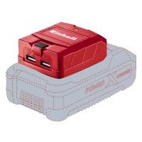 Einhell Collegamento USB per batteria TE-CP 18 Li USB - SOLO (senza batteria) - 4514120