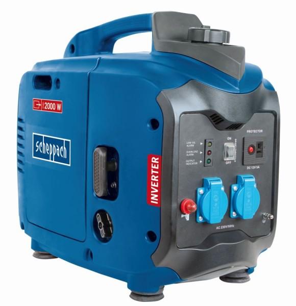 Scheppach SG2000 Inverter Stromerzeuger 2,86 PS 2 x 230V
