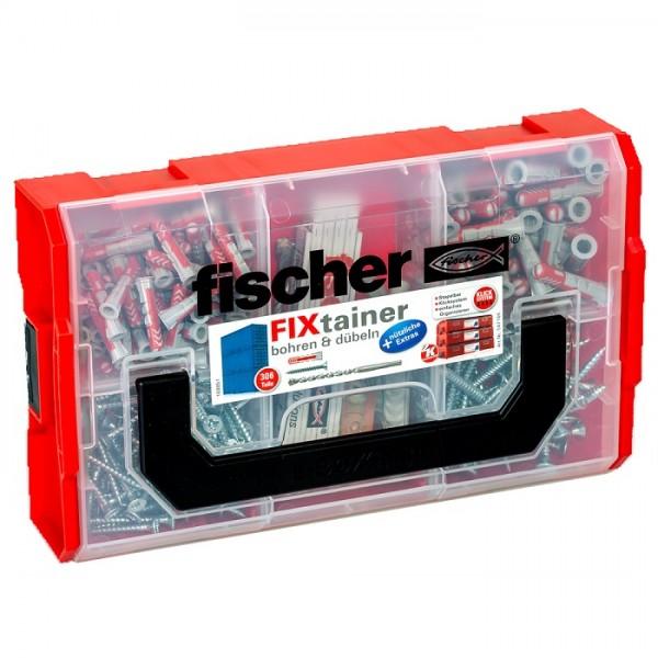 Fischer FIXtainer bohren & dübeln (306 Teile) - 547166