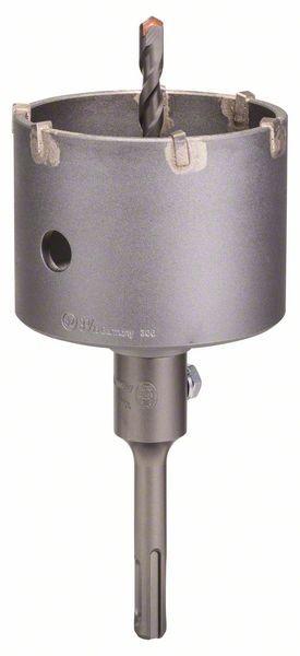 Bosch Couronnes trépans SDS-plus, set de 3 pièces 82 x 60 mm