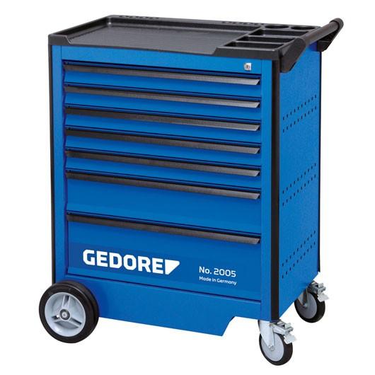 Gedore Werkzeugwagen mit 7 Schubladen - 2005 0511