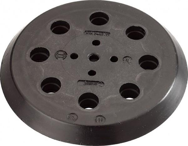 KWB QUICK-STICK hechtsteunschijf, geperforeerd, voor Bosch PEX/GEX excentrische schuurmachine met stofafzuiging - 480820