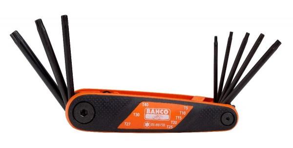 Bahco Rangement de clé hexa tx9-40 bimat - be-8975b
