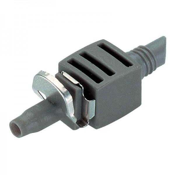 """Gardena Micro-Drip-System Conector 4,6 mm (3/16"""") - 10 piezas - 08337-20"""