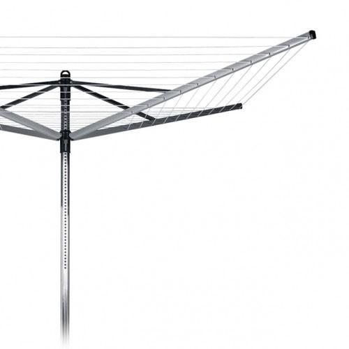 Brabantia Lift-O-Matic 60 meter - Silver
